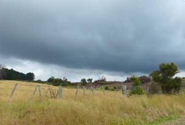 NZ Northland dunkle Wolken