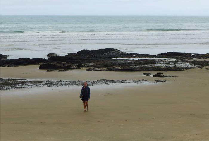 NZ Northland hier beginnt der 90 Mile Beach