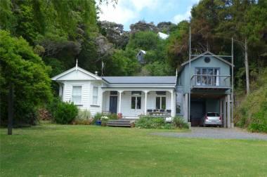 NZ Opua Costal Walk ich hab mir schon ein Haus ausgesucht