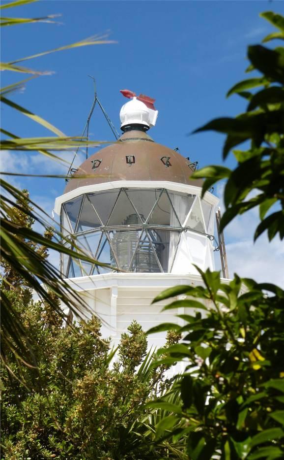 NZ Ostkueste Leuchtturm