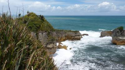 NZ Pancake Rocks 1