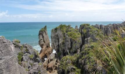 NZ Pancake Rocks 2