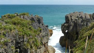 NZ Pancake Rocks 6