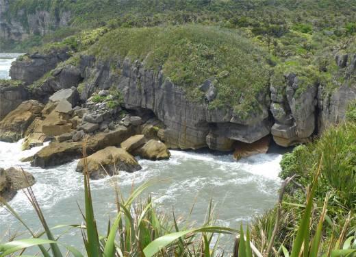 NZ Pancake Rocks 8