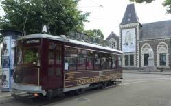 NZ steht Inverncargill drauf fährt in Christchurch
