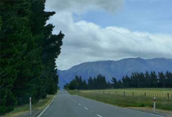 NZ viel Landschaft