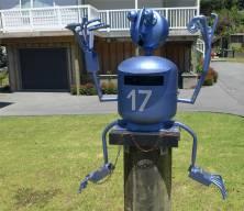 NZ wenn wir die Gasflasche nicht mehr brauchen koennten wir einen Briefkasten daraus machen