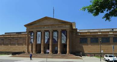 Sydney Gallery of NSW