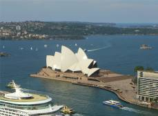 Sydney Harbour Deluxe Aussicht 2