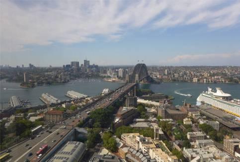 Sydney Harbour Deluxe Aussicht 3