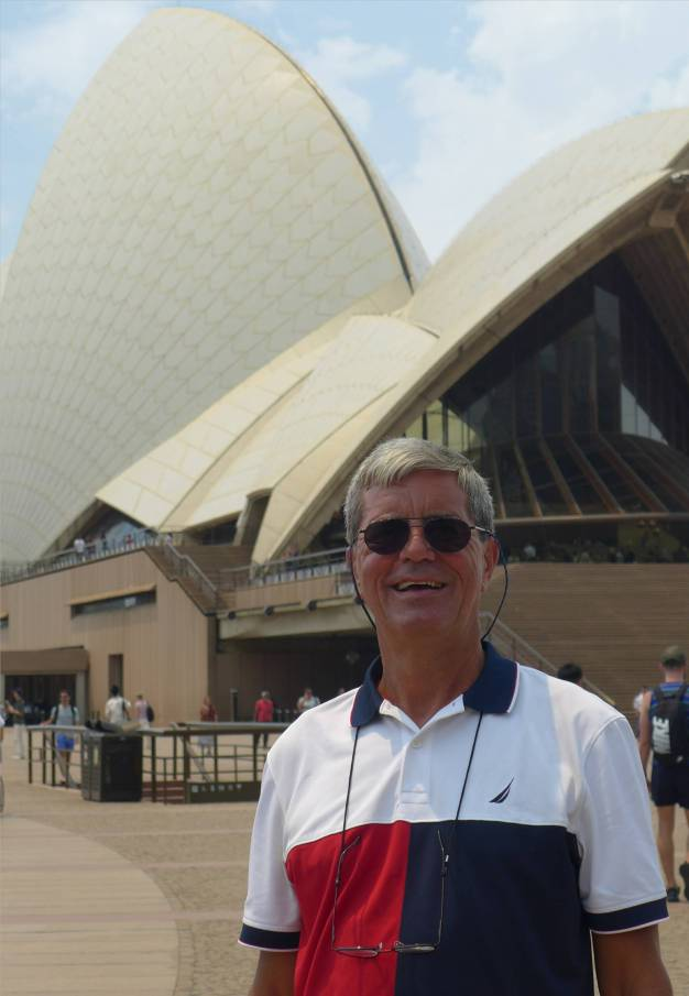 Sydney Nobbi und die Oper