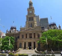 Sydney Rathaus