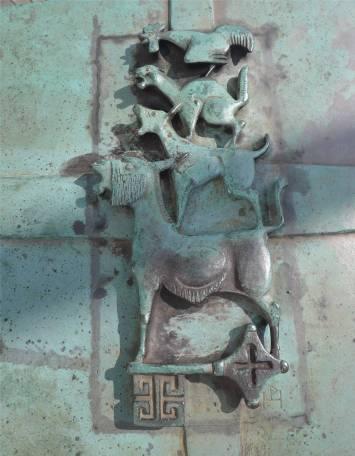 Bremen und umzu Bremens berühmtestes Viehzeug