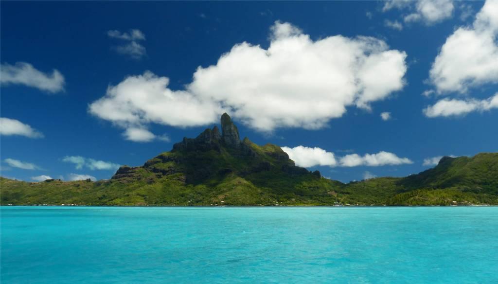26 Bora Bora einfach schoen