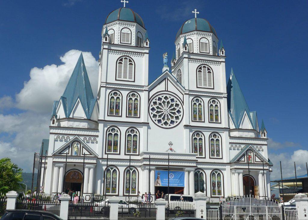 Apias neue Kathedrale