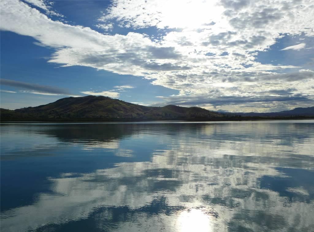 32 Fiji wenn Himmel und Erde sich treffen