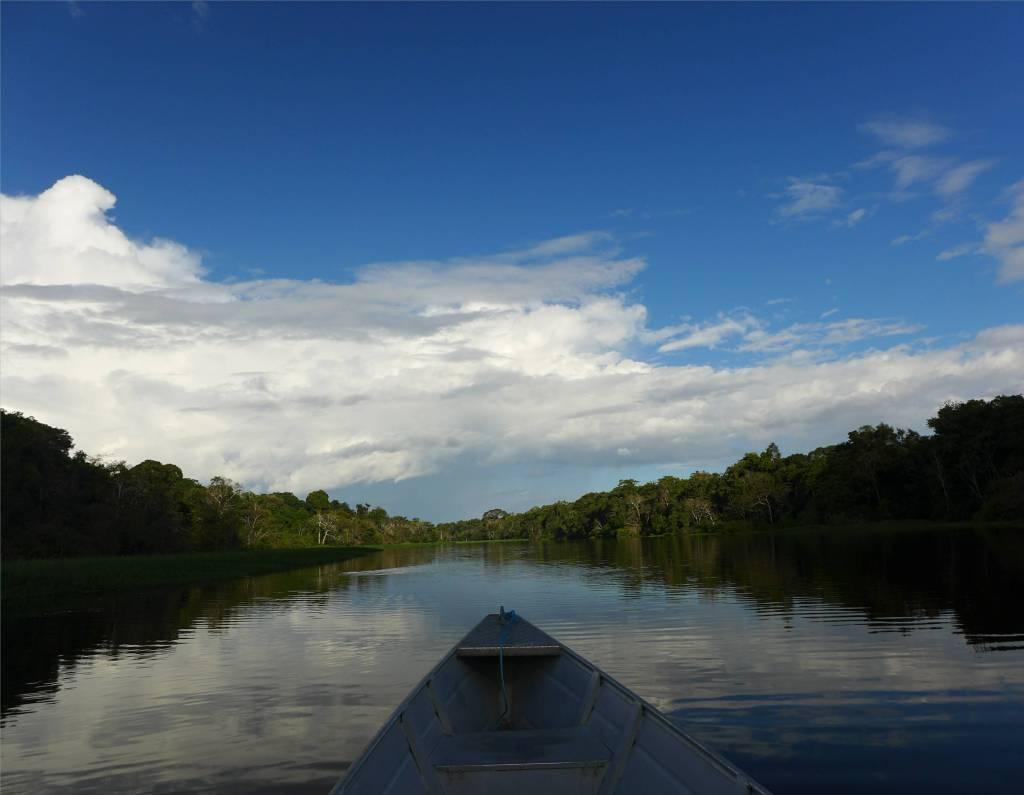4 Himmel und Erde in Uacari