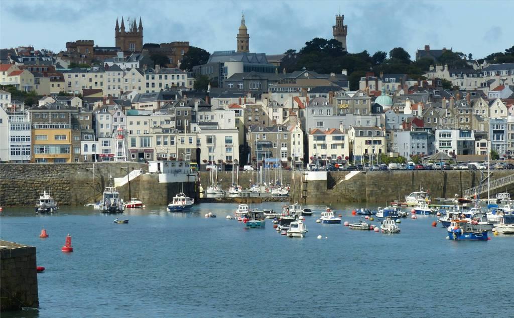 5 St Peter Port auf Guernsey