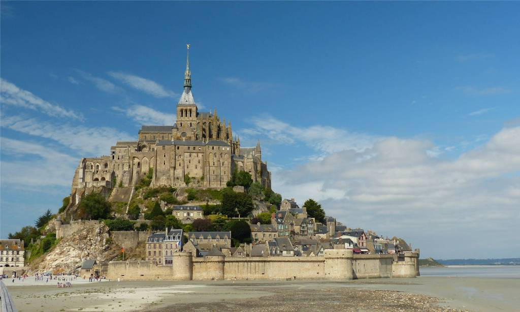 6 Mont Saint Michel